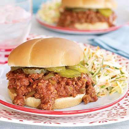 Just Perfect Sloppy Joes Recipe