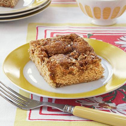Overnight Coffee Cake Recipe