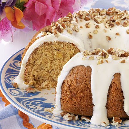 Sweet Hummingbird Cake