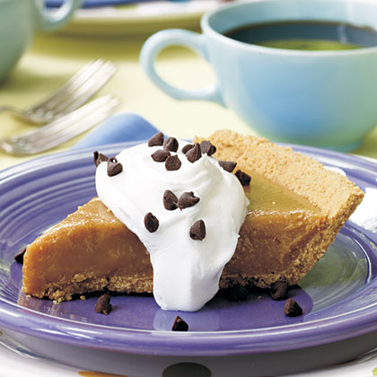 Unbelievable Caramel Pie