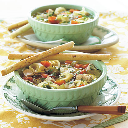 Homestyle Soups and Stews from <em>Gooseberry Patch</em>