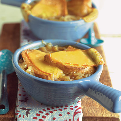Bistro Onion Soup