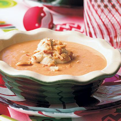 Sweet Potato Peanut Soup Recipe
