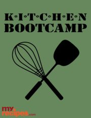 Kitchen Bootcamp Week 3: Learn to Cook