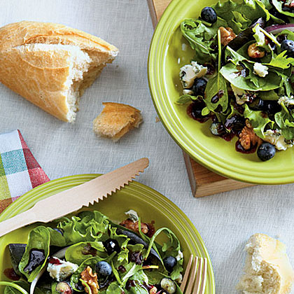Blueberry Fields Salad Recipe