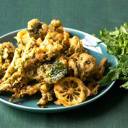 Broccoli Rabe Fritto Misto
