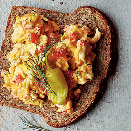 Food Shark's Pimiento Cheese
