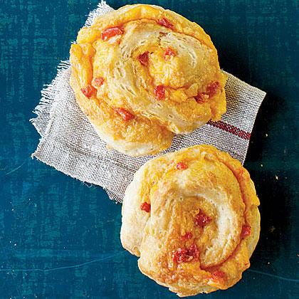 Pimiento Cheese RollsRecipe