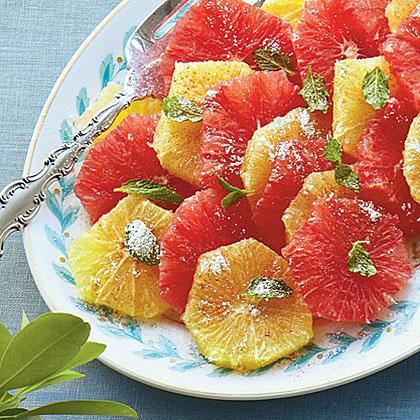 Sunshine Citrus Platter