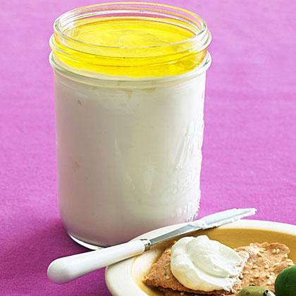Yogurt Cheese (Labneh)Recipe