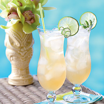 Zesty Ginger-Lime Cooler Recipe