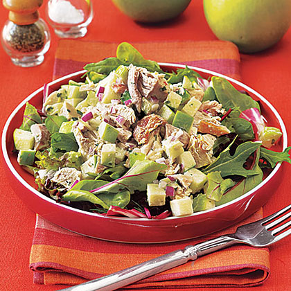 Chicken and Apple Salad Recipe