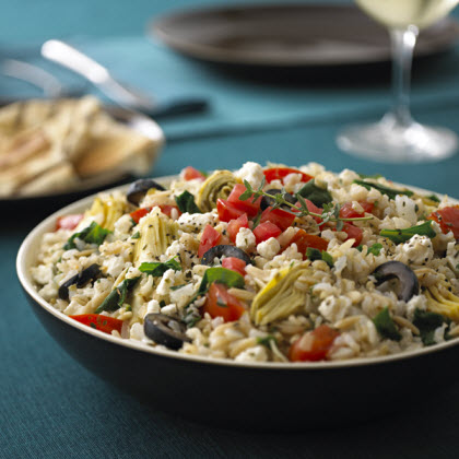 Birds Eye® Greek-Style Grain Salad