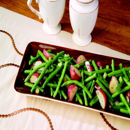 Birds Eye® Green Bean & Potato Salad