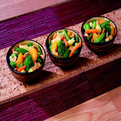 Birds Eye® Orange Cashew Vegetables