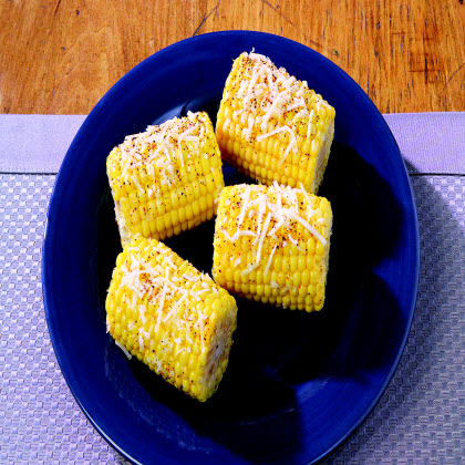 Birds Eye® Parmesan Chili Corn on the Cob Recipe