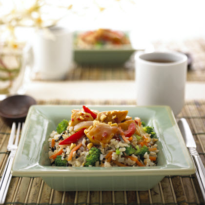 Birds Eye: Spicy Citrus Chicken & Vegetables