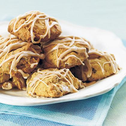 Chocolatey Pumpkin Cookies