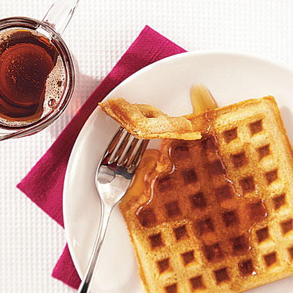 Multigrain Malt Waffles Recipe