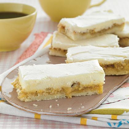 Cream Cheese Bar Cookies