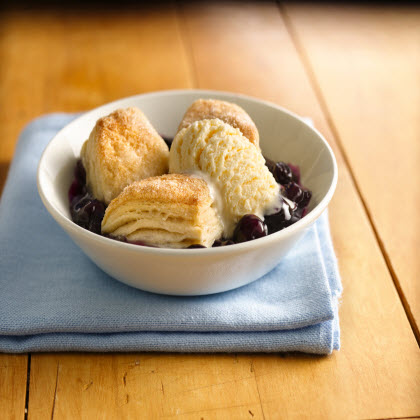 Grands!® Blueberry Cobbler
