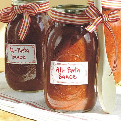 All-Pasta Sauce