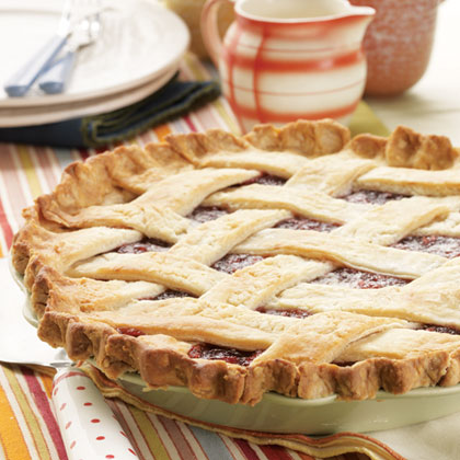 oh-Christmas Cherry-Berry Pie