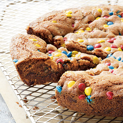 Giant Cookie-in-a-Pan Recipe