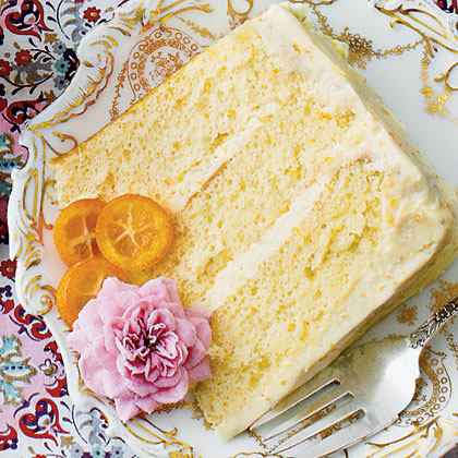 Lemon-Orange Chiffon CakeRecipe