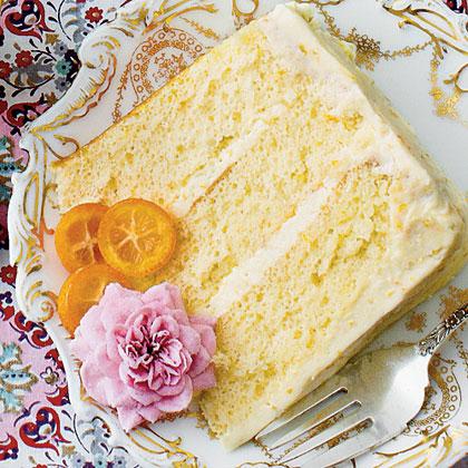 Recipes of orange chiffon cake