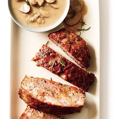 Meat Loaf Bolognese