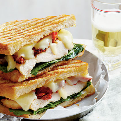 chicken sandwich grilled chicken panini spicy chicken panini chicken ...