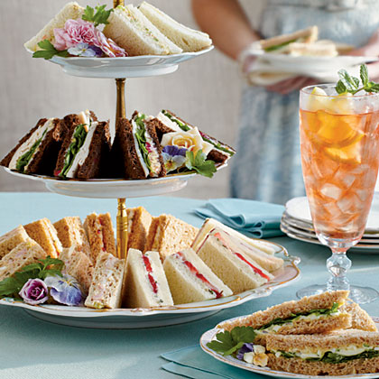 Tea Sandwiches Recipe