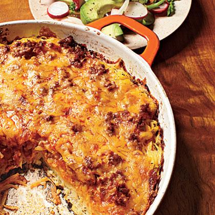 Tex-Mex Hash Brown Casserole Recipe
