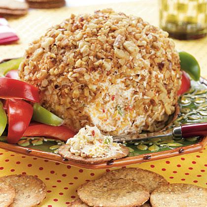 Festive Cheese Ball