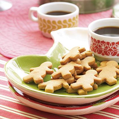Gingerbread BabiesRecipe