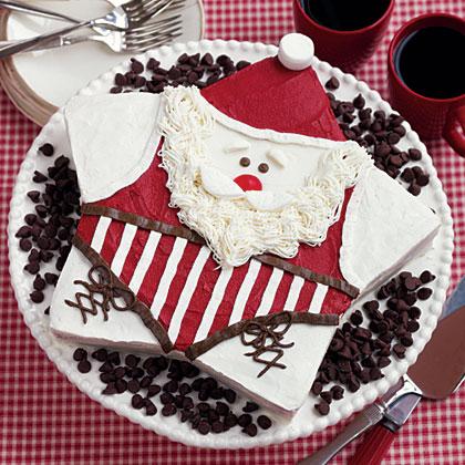 Kris Kringle Cake