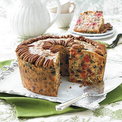 Old Fashioned Fruitcake