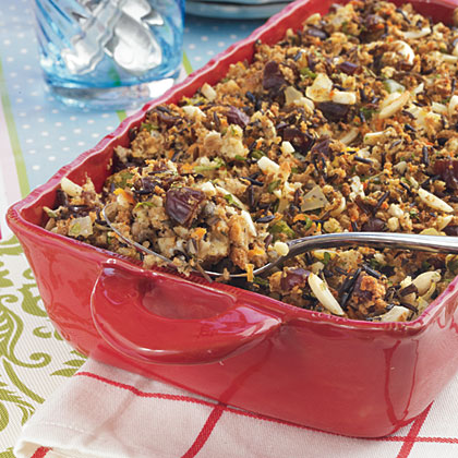 Wild Rice StuffingRecipe