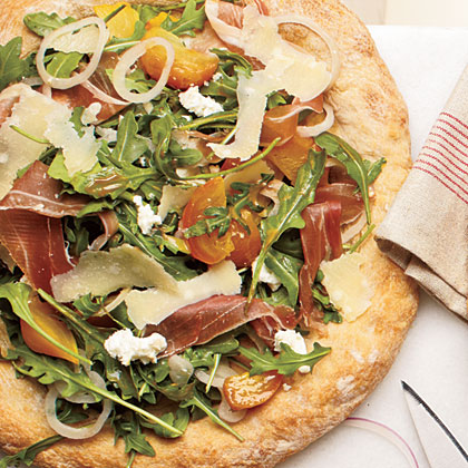 Beet Salad Pizza Recipe