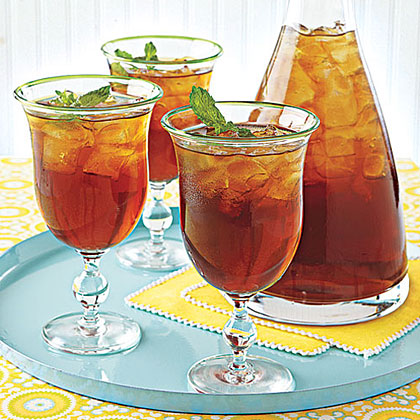 Mint Iced TeaRecipe