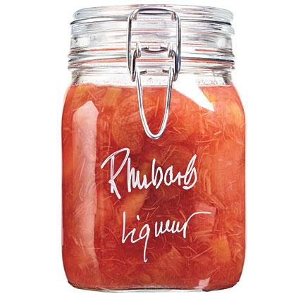 Rhubarb LiqueurRecipe