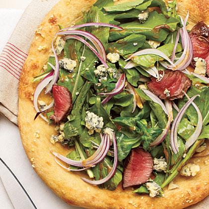 Steak House Pizza