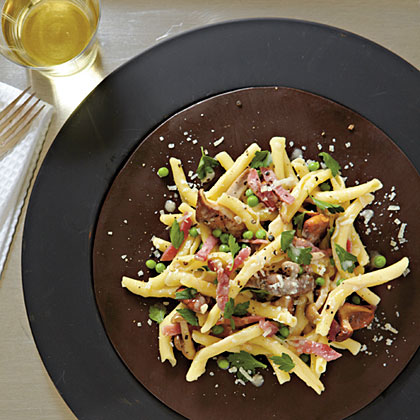"""Jefferson"" Virginia Ham Pasta"