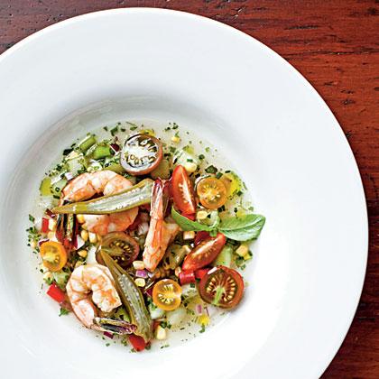 Seasoned Shrimp Recipe