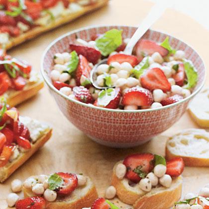 Strawberry Caprese Salad