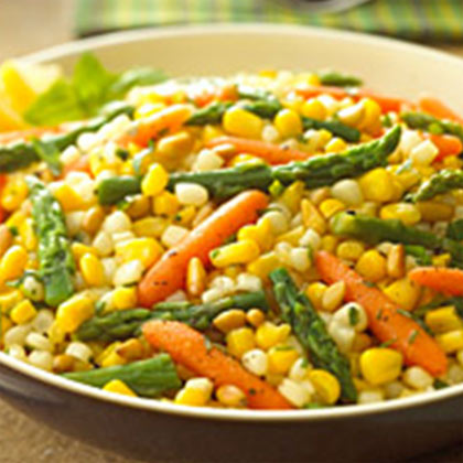 Birds Eye: The Benefits of Frozen Veggies