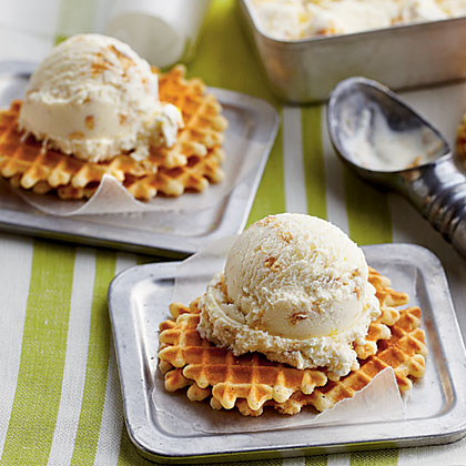 Lemon Icebox Pie Ice CreamRecipe