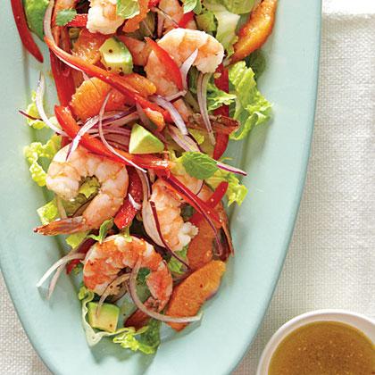 Marinated Shrimp Salad with AvocadoRecipe