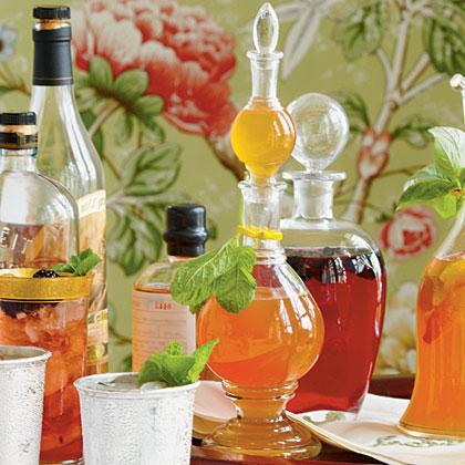 Pineapple-Lemongrass Syrup